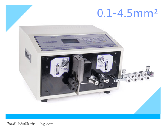 Automatic Electric Wire Stripping Machine