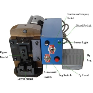 KK-PC RJ45 crimping machine(can be used for RJ11 and RJ12)