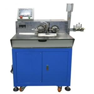 KK-A100 Automatic wire cutting stripping twisting tinning machine