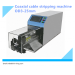 KK-TZ3 Hot Selling Coax Cable Stripping Machine/Semi-auto strip machine/Stripping machines