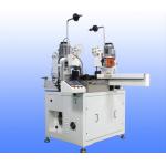 Automatic five wire crimping machine