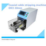 KK-TZ2 Thick Coaxial Cable Stripping Machine|Semi-auto Coaxial Cable Stripper